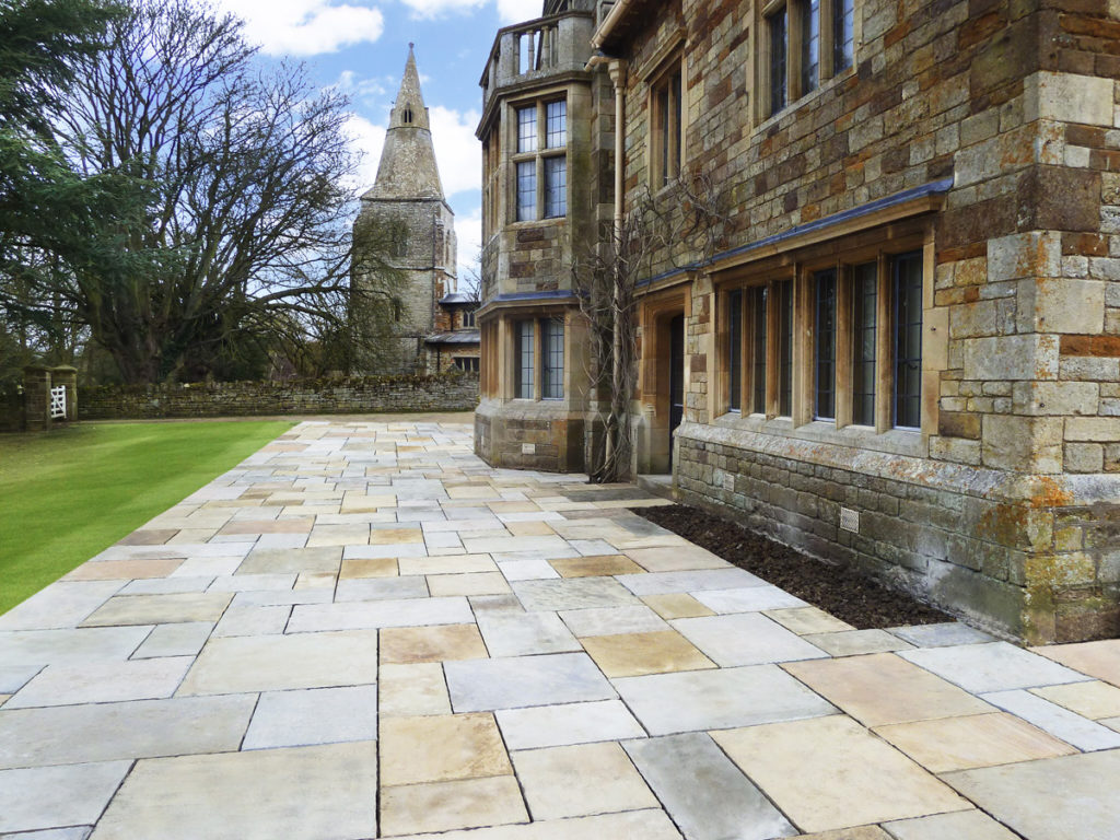 Yorkshire paving